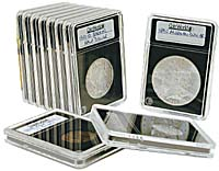 coin slabs, PCGS Type